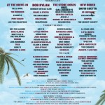 Line-up from Benicassim 2012