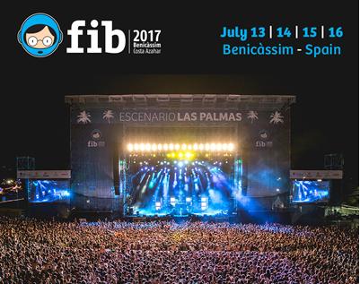 Benicassim 2017 Tickets